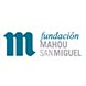 logo Fundación Mahou San Miguel
